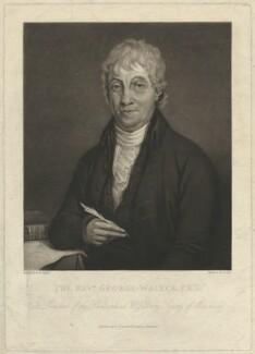 George Walker, by George Clint, published by and after  Richard Parkes Bonington - NPG D8632
