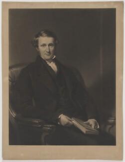 Baptist Wriothesley Noel, by Henry Cousins, after  George Patten - NPG D8634