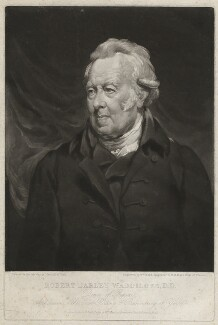 Robert Darley Waddilove, by and published by William James Ward, after  George Marshall - NPG D8636