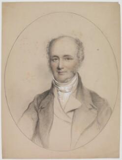 George Augustus Frederick Henry, 2nd Earl of Bradford, by Unknown artist - NPG D8649