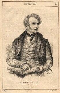 Ebenezer Elliott, after Unknown artist, published 1847 - NPG D8656 - © National Portrait Gallery, London