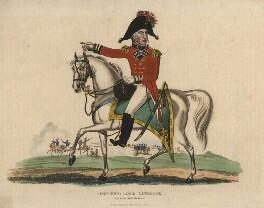 Thomas Graham, Baron Lynedoch, after Unknown artist - NPG D8695