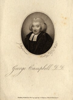 George Campbell, by Caroline Watson, after  John Bogle - NPG D8712