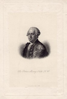 Sir Robert Murray Keith, published by Henry Colburn, after  Anton Graff - NPG D8759