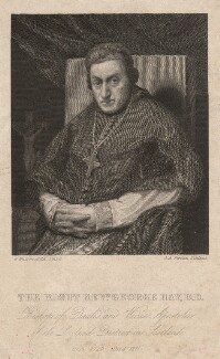 George Hay, by G.A. Periam, after  George Watson - NPG D8764
