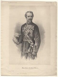 Garnet Joseph Wolseley, 1st Viscount Wolseley, printed by Judd & Co, after  Unknown artist - NPG D8789
