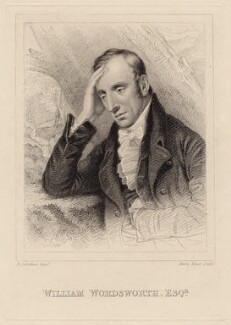 William Wordsworth, by Henry Meyer, after  Richard Carruthers - NPG D8808