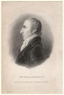 William Wordsworth, after Robert Hancock - NPG D8810