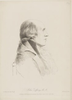 Johan Joseph Zoffany, by William Daniell, after  George Dance - NPG D8866