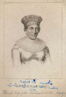 Louisa Demont, by R. Page - NPG D8873