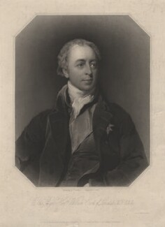 William Lowther, 1st Earl of Lonsdale, by Thomas Anthony Dean, printed by  Wilkinson & Dawe, published by  R. Ryley, published by  James Fraser, published by  Sir Francis Graham Moon, 1st Bt, after  Sir Thomas Lawrence - NPG D8880