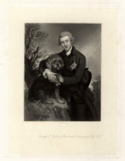 Henry Scott, 3rd Duke of Buccleuch, by George H. Every, after  Thomas Gainsborough - NPG D896
