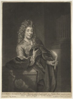 Godfried Schalcken, by Pieter Schenck, after  Godfried Schalcken - NPG D8975