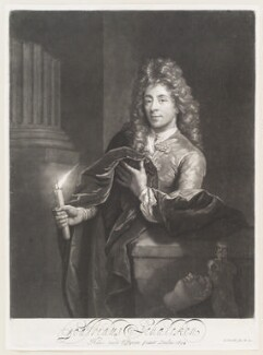 Godfried Schalcken, by and published by John Smith, after  Godfried Schalcken, 1694 (1694) - NPG  - © National Portrait Gallery, London