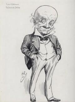 David Robert Plunket, 1st Baron Rathmore, by Harry Furniss - NPG D91