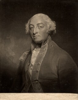 Colonel Butler, by Joseph Grozer, after  George Romney - NPG D938