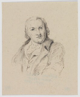 William Blake, after Thomas Phillips - NPG D954