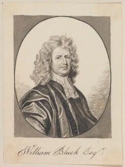 William Bluck, by Harding - NPG D956