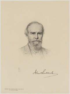 John Lubbock, 1st Baron Avebury, after Henry Tanworth Wells, 1896 - NPG D9607 - © National Portrait Gallery, London