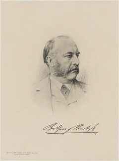Alexander Hugh Bruce, 6th Baron Balfour of Burleigh, after Sir George Reid - NPG D9616