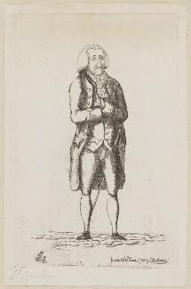 Henry Bathurst, 2nd Earl Bathurst, by James Sayers, published by  Charles Bretherton, published 17 June 1782 - NPG D9622 - © National Portrait Gallery, London