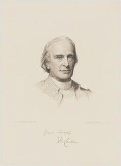 Edward White Benson, after Henry Tanworth Wells - NPG D9627
