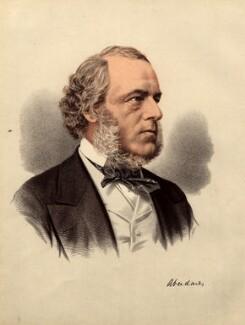 Henry Austin Bruce, 1st Baron Aberdare, after Unknown artist, 1877 or after - NPG D967 - © National Portrait Gallery, London