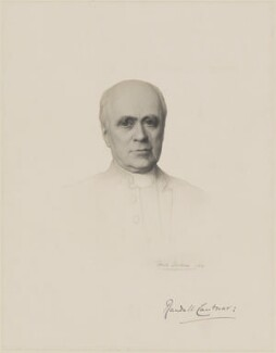 Randall Thomas Davidson, Baron Davidson of Lambeth, after Sir Francis Bernard ('Frank') Dicksee, (1919) - NPG D9711 - © National Portrait Gallery, London
