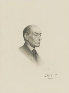 Hamilton John Agmondesham Cuffe, 5th Earl of Desart, after Frank Dicksee - NPG D9715