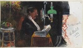 Augustus John Cuthbert Hare, by Louisa Anne Beresford - NPG D23146(69)