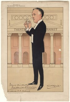 Frederick Harrison, by Alexander ('Alick') Penrose Forbes Ritchie - NPG D9791