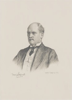 Francis John Stephens Hopwood, 1st Baron Southborough, after (John) Byam Liston Shaw, (1912) - NPG  - © National Portrait Gallery, London