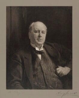 Henry James, after John Singer Sargent - NPG D9807