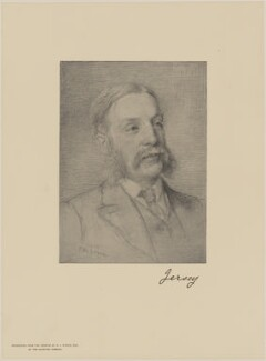 Victor Child-Villiers, 7th Earl of Jersey, after Henry John Stock - NPG D9810