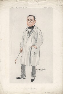 Sir John Lavery, by Alexander ('Alick') Penrose Forbes Ritchie - NPG D9827