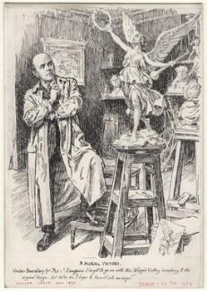 A Moral Victory (William Leach), by Bernard Partridge - NPG D9830