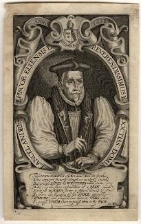 Lancelot Andrewes, by Simon de Passe - NPG D985