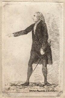 Henry Dundas, 1st Viscount Melville, by James Sayers, published by  Charles Bretherton, published 6 April 1782 - NPG D9858 - © National Portrait Gallery, London