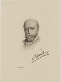William Hillier Onslow, 4th Earl of Onslow, by The Autotype Company, after  Henry James Haley, 1900 - NPG D9885 - © National Portrait Gallery, London