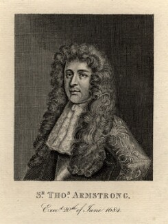 Sir Thomas Armstrong, after Unknown artist, 18th century - NPG D991 - © National Portrait Gallery, London