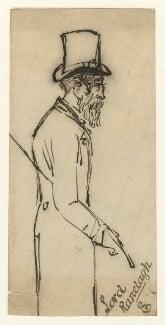 Thomas Heron Jones, 7th Viscount Ranelagh, by George Estall - NPG D23235