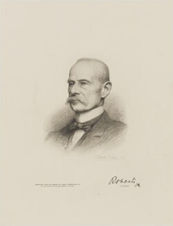 Frederick Sleigh Roberts, 1st Earl Roberts, by The Autotype Company, after  Frank Dicksee - NPG D9924