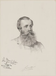 John Poyntz Spencer, 5th Earl Spencer, by Joseph Brown, after  Henry Tanworth Wells - NPG D9944