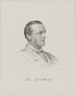 Samuel Whitbread, by Charles Holl, after  Henry Tanworth Wells - NPG D9981