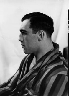 Primo Carnera, by Howard Coster - NPG x10286