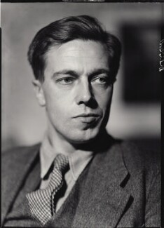 Cecil Day-Lewis, by Howard Coster, 1937 - NPG x10287 - © National Portrait Gallery, London