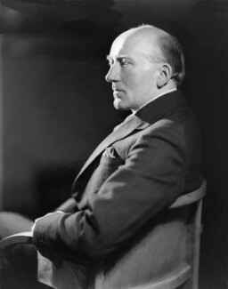 Sir Bronson James Albery, by Howard Coster, 1935 - NPG x10300 - © National Portrait Gallery, London