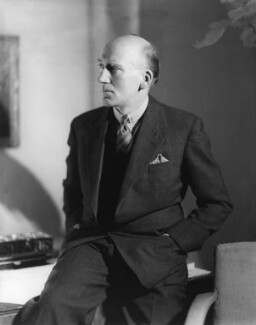 Sir Bronson James Albery, by Howard Coster, 1935 - NPG x10301 - © National Portrait Gallery, London