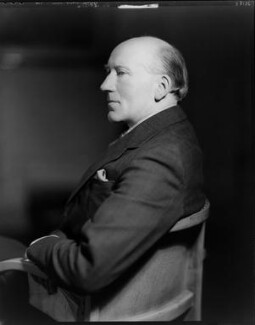 Sir Bronson James Albery, by Howard Coster, 1935 - NPG x10303 - © National Portrait Gallery, London