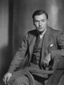 (Edward Godfree) Richard Aldington, by Howard Coster, 1931 - NPG x10305 - © National Portrait Gallery, London